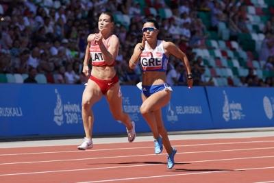 200 μέτρα Γυναικών: Πέρασε στον ημιτελικό η Σπανουδάκη! (video)