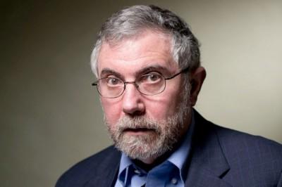 Krugman: Ζουμε εποχές της κρίσης του 2008, γι' αυτό αυξάνεται η τιμή του χρυσού