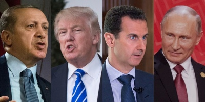 Νέο σκηνικό στη Συρία – Συμφωνία Ρωσίας και Τουρκίας για κοινές περιπολίες – Μοναδικοί χαμένοι οι Κούρδοι