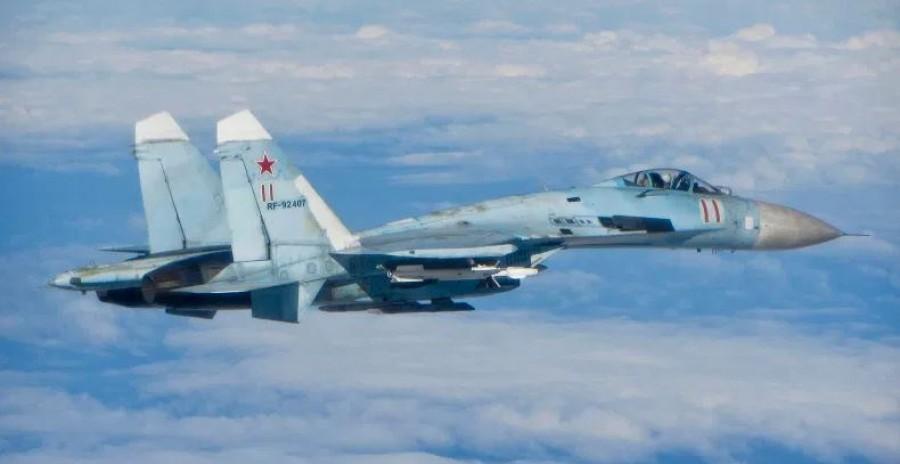 Η Ρωσία αναχαίτισε αμερικανικό αεροσκάφος πάνω από τη Μαύρη Θάλασσα
