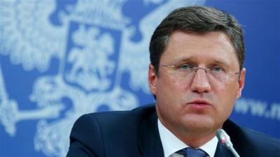 Novak (Ρωσία): O Nord Stream 2 θα προχωρήσει παρά τις κυρώσεις των ΗΠΑ