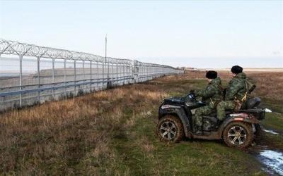 Ρωσία: Ολοκληρώθηκε η κατασκευή του φράχτη στην Κριμαία