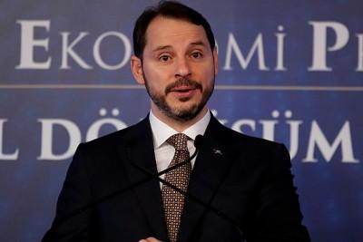 Albayrak (YΠΟΙΚ Τουρκίας): Δεν θα υπάρξουν capital controls - Είμαστε χρηματοοικονομικό κέντρο