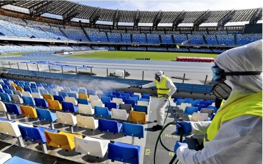 Την επανεκκίνηση του αθλητισμού θα εκτιμήσουν σήμερα (20/3) οι λοιμωξιολόγοι