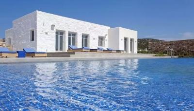 Βίλες και ξενοδοχεία στην Ελλάδα ψάχνουν οι Αμερικανοί - Αλμα 225% σε νέες κρατήσεις σε όλη την χώρα