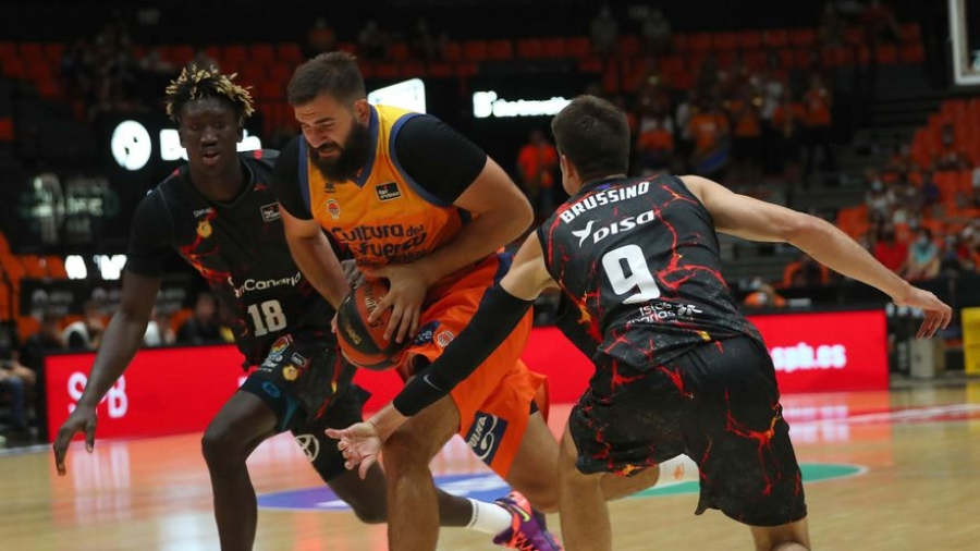 Ισπανικό πρωτάθλημα (ACB): Πέρασε από την έδρα της Βαλένθια η Μπασκόνια – Ήττες για Μπιλμπάο και Τενερίφη