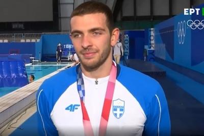 Ζερδεβάς: «Σε κανέναν δεν αρέσει να έρχεται δεύτερος – Στόχος ήταν το μετάλλιο» (video)