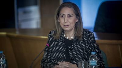 Ξενογιαννακοπούλου: Τώρα είναι η ώρα να δημιουργηθεί ένα ευρύτερο προοδευτικό ρεύμα