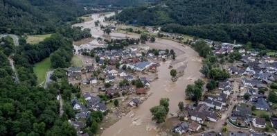 Γερμανία - Πλημμύρες: Τουλάχιστον 133 οι νεκροί στη μεγαλύτερη εθνική τραγωδία από τον Β' Παγκόσμιο Πόλεμο
