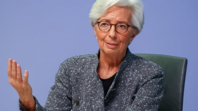 Lagarde (ΕΚΤ): Η πορεία προς την οικονομική ανάκαμψη επιβραδύνθηκε, αλλά δεν εκτροχιάστηκε