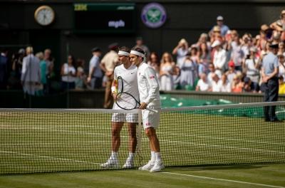 Wimbledon: Γεμάτες εξέδρες στους τελικούς του Grand Slam στο Λονδίνο