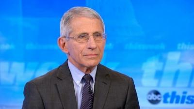 O δρ Fauci (ΗΠΑ)... παραδέχεται ότι τα lockdown δεν έχουν επιστημονικό έρεισμα