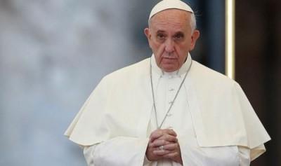 Πάπας Φραγκίσκος: Όσοι έκαναν Πρωτοχρονιά σε εξωτικές χώρες σκέφτηκαν μόνο τον εαυτό τους
