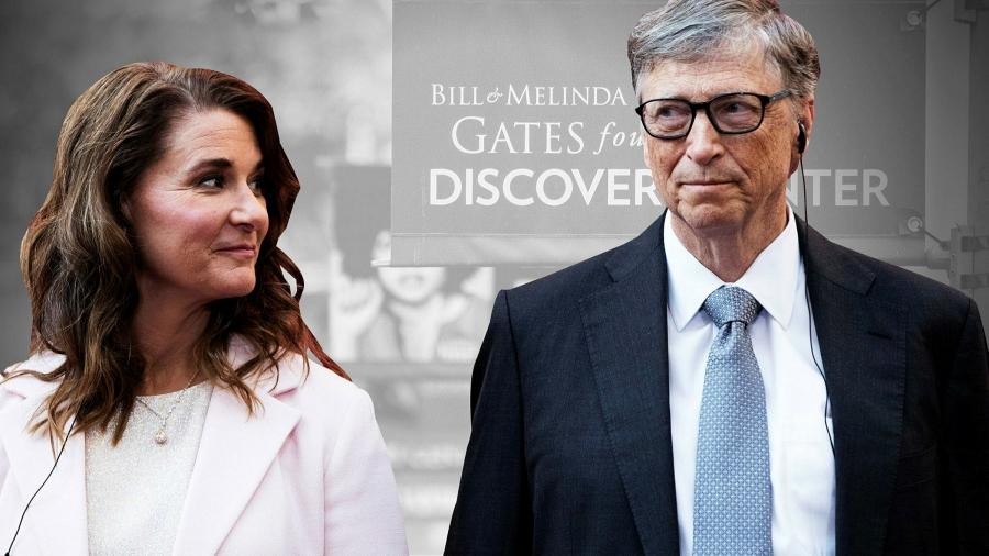 Oριστικοποιήθηκε το διαζύγιο του Bill και της Melinda Gates
