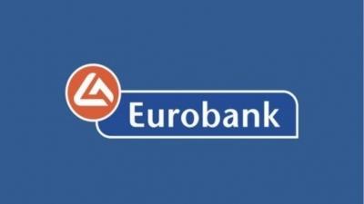 Eurobank: Στο 7,6% στο δυσμενές σενάριο η κεφαλαιακή επάρκεια το 2023