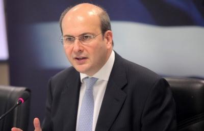 Χατζηδάκης: Θα μείνει μία σημαντική ευρωπαϊκή περιβαλλοντική μεταρρύθμιση - Θα ξεχαστεί η άδικη κριτική