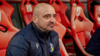 Ράσταβατς ενόψει της νέας σεζόν: «Να γράψουμε τη δική μας σελίδα στην ιστορία του Αστέρα Τρίπολης»