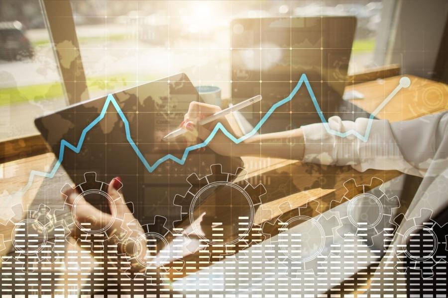 Ισχυρή άνοδος στον δείκτη οικονομικού κλίματος της ICAP στο β' τρίμηνο του 2021