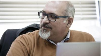 Θωμαΐδης (ΕΚΠΑ): Ακόμα ένας μήνας για να αρχίσει η αποκλιμάκωση των κρουσμάτων