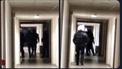 Επιχείρηση της αστυνομίας στις φοιτητικές εστίες της Ούλωφ Πάλμε στου Ζωγράφου
