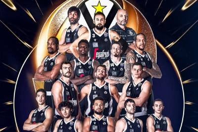 Βίρτους Μπολόνια: Ξανά στην κορυφή του ιταλικού μπάσκετ μετά από 20 χρόνια!