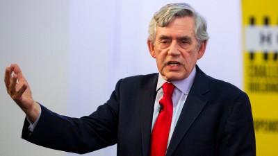 Brown (Βρετανία): Ζούμε τη χειρότερη οικονομική και πολιτική κρίση από το 1980 - Κάτι δεν πάει καλά στη διακυβέρνηση μας