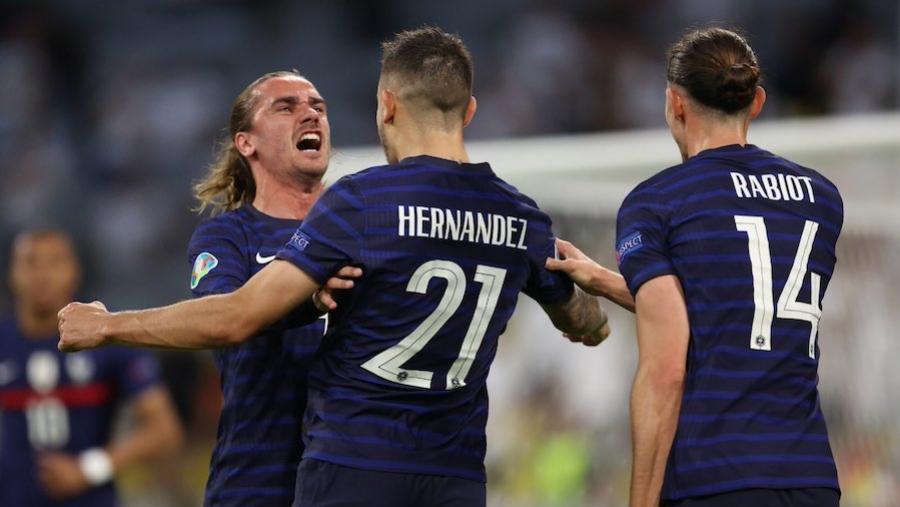 Euro 2020, Γαλλία-Γερμανία 1-0: C'est la vie με αυτογκόλ του Χούμελς