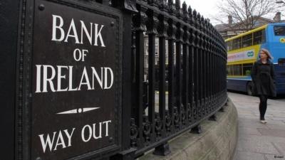 Κεντρική Τράπεζα Ιρλανδίας: Κίνδυνος για την οικονομία τα υπέρογκα ενοίκια και το Brexit
