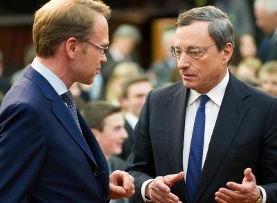 FT: Η ΕΚΤ χρειάζεται κάποιον τολμηρότερο από τον Draghi και όχι τον Weidmann