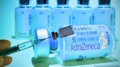 Γερμανία: Κατεγράφησαν 31 περιστατικά σπάνιων θρομβώσεων μετά τον εμβολιασμό με AstraZeneca