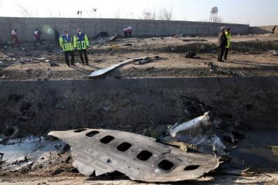 Το Ιράν στέλνει στην Ουκρανία τα μαύρα κουτιά του μοιραίου επιβατικού αεροσκάφους, που κατερρίφθη