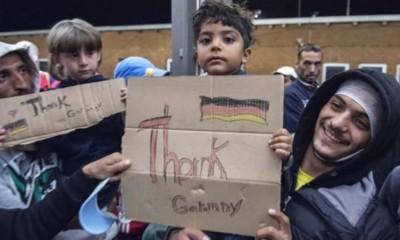 Δημοσκόπηση – Γερμανία: Το 87% των Γερμανών τάσσεται υπέρ της υποδοχής προσφύγων από τη Μόρια