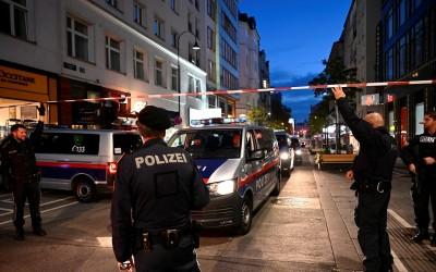Αυστρία - Επίθεση: Ο ΥΠΕΣ ανακοίνωσε 14 συλλήψεις υπόπτων - Σε σαλαφιστές και Αυστριακούς τζιχαντιστές αποδίδεται η στοχοποίηση