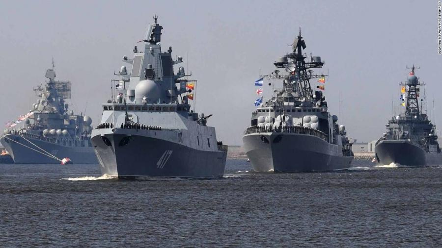 Συναγερμός σε Ουάσιγκτον και ΝΑΤΟ για τις ναυτικές ασκήσεις της Ρωσίας στη Μαύρη Θάλασσα