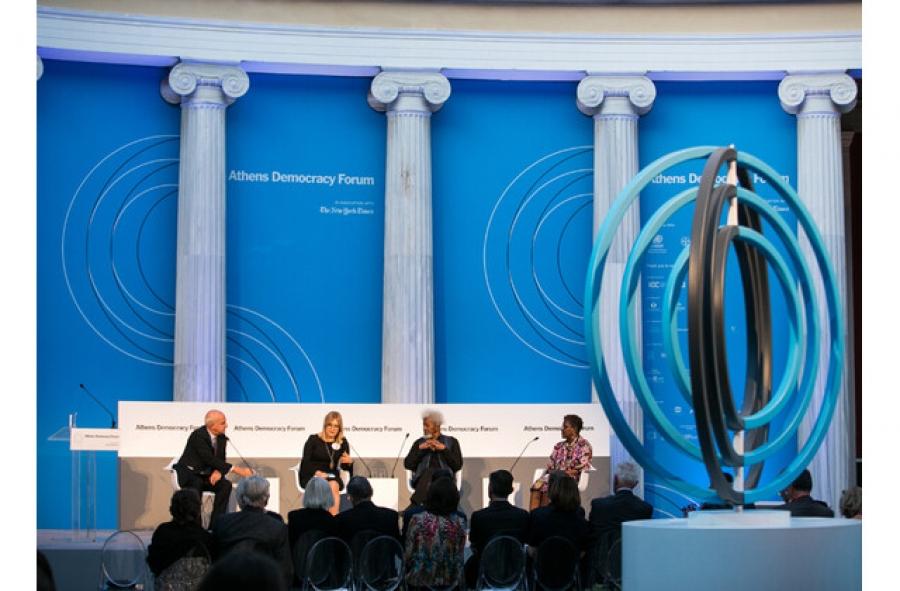 Διεθνείς προσωπικότητες στην Αθήνα για το Athens Democracy Forum 2021