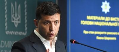 Zelensky (Ουκρανία): Καλωσορίζουμε τη διαβεβαίωση για ένταξη στο ΝΑΤΟ