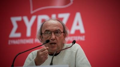 Επιμένει ο Λάμπρου (ΣΥΡΙΖΑ) για Κουφοντίνα: Φυσικά δεν θα βγάλουμε τον σκασμό