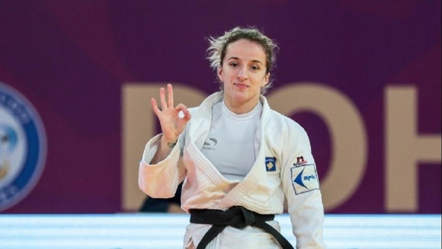 Τζούντο: Χρυσό στην Κρασνίκι στα 48κ. γυναικών!