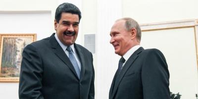 Ομάδα Ρώσων στρατιωτικών εμπειρογνωμόνων κατέφθασε στην Βενεζουέλα