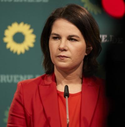 Γερμανία - Δημοσκόπηση ARD: Πρώτοι οι Πράσινοι με βραχεία κεφαλή από CDU/ CSU – Καγκελάριος η Baerbock
