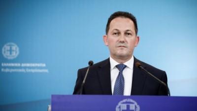 Πέτσας: Ο ΣΥΡΙΖΑ θέλει την Ελλάδα ξέφραγο αμπέλι
