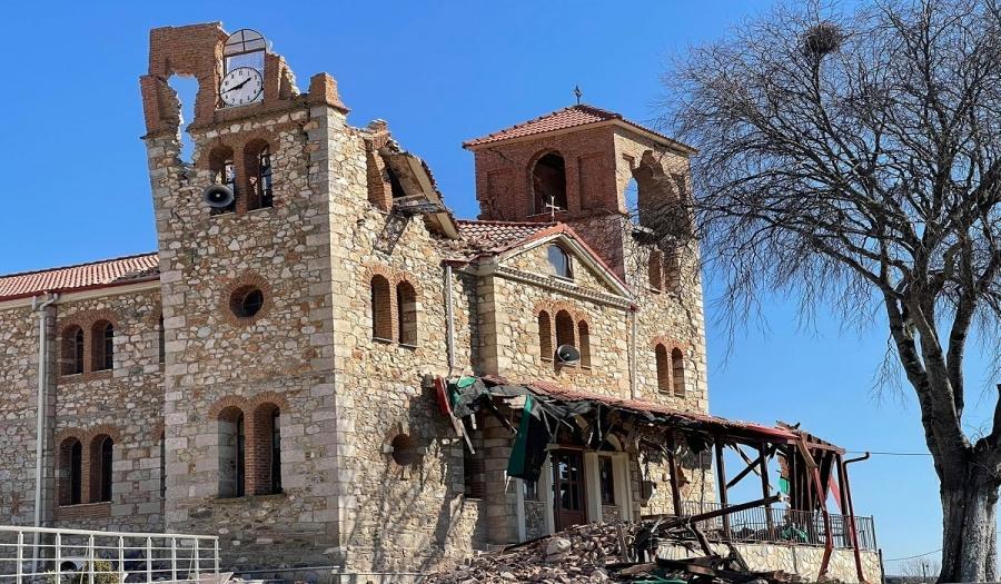 Σεισμός στην Ελασσόνα - Παπαζάχος: Στα 6,3 Ρίχτερ η δόνηση - Προειδοποιήσεις για μετασεισμούς αρκετών εβδομάδων