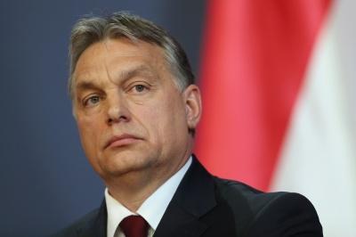 Orban: Χρειαζόμαστε ένα νέο ξεκίνημα για την Ευρώπη στις ευρωεκλογές
