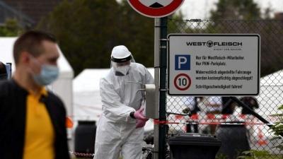 Γερμανία - Παρατείνεται για 14 μέρες η απαγόρευση εισόδου από περιοχές μετάλλαξης του κορωνοϊού