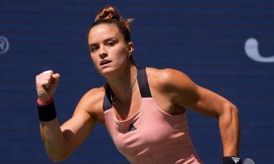 Έγραψε ιστορία η Σάκκαρη στο US Open: Ο αγώνας της διήρκεσε περισσότερο από κάθε άλλον στο μονό γυναικών!