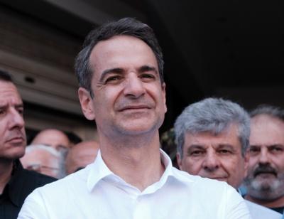 Μητσοτάκης: Θα είμαστε κυβέρνηση όλων των Ελλήνων - Η Κρήτη θα βαφτεί γαλάζια - Θα εκλέξουμε 10 βουλευτές