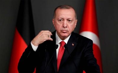 Erdogan: «Είμαστε αποφασισμένοι να εξαλείψουμε μόνοι μας τις απειλές από τη Συρία»
