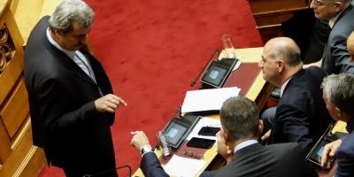 Το επεισόδιο Πολάκη με Μητσοτάκη στη Βουλή - Τι αναφέρουν τα πρακτικά της συνεδρίασης