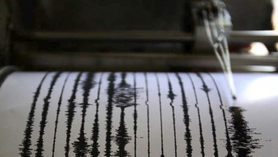 Ισχυρός σεισμός 4,7 Ρίχτερ στον θαλάσσιο χώρο στο Άγιο Όρος