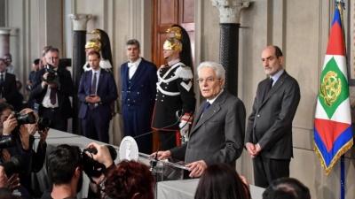 Νέο πολιτικό αδιέξοδο στην Ιταλία - Σε πρόωρες εκλογές οδηγεί η αδιαλλαξία της Λέγκας για τον υπουργό Οικονομικών